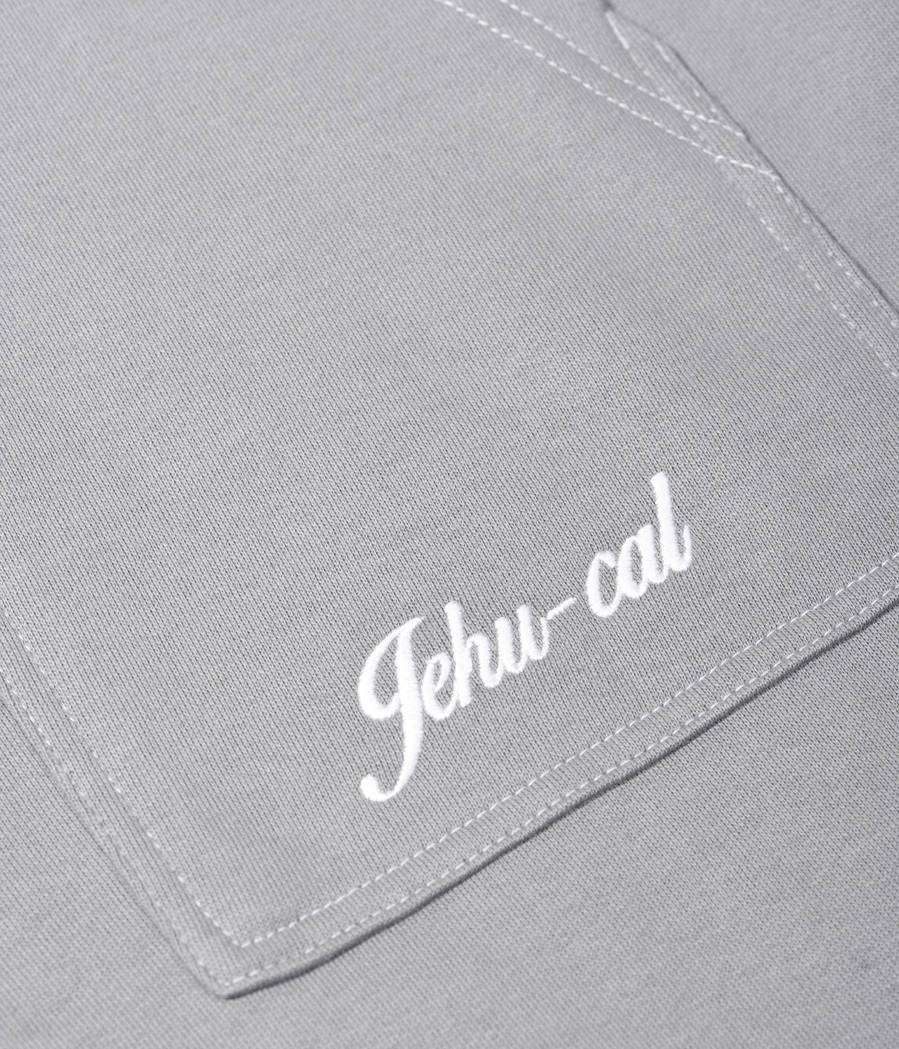 'TILL FOREVER' SWEATPANTS (PEBBLE GREY)