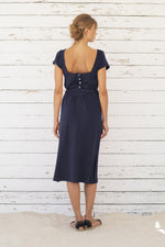 Denny Dress Suite 13 Navy Blue