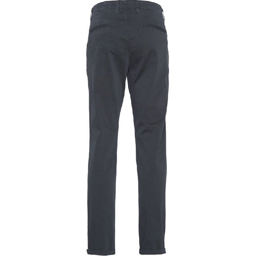 Chuck Regular Streched Chino Pants  Navy Knowledge Cotton Apparel