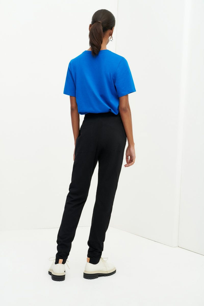 Building Block Black Pants Kowtow