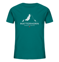 Laden Sie das Bild in den Galerie-Viewer, Matterhorn - Kids Organic Shirt