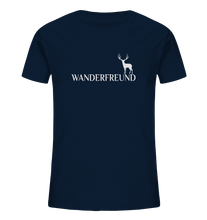 Laden Sie das Bild in den Galerie-Viewer, Wanderfreund - Kids Organic Shirt