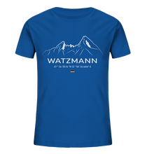 Laden Sie das Bild in den Galerie-Viewer, Watzmann - Kids Organic Shirt