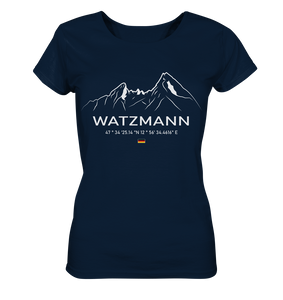 Watzmann - Ladies Organic Shirt