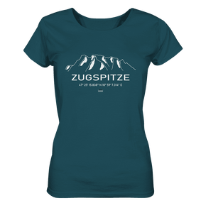Zugspitze - Ladies Organic Shirt