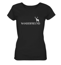 Laden Sie das Bild in den Galerie-Viewer, Wanderfreund - Ladies Organic Shirt
