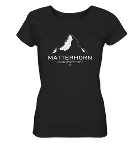 Matterhorn - Ladies Organic Shirt