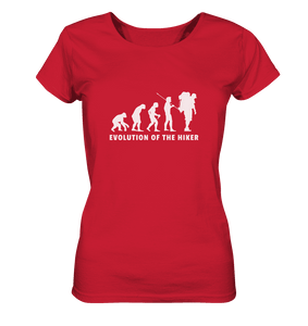 Hiker Evolution - Ladies Organic Shirt