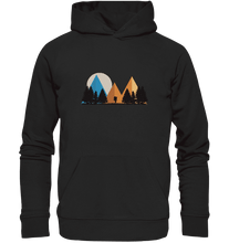 Laden Sie das Bild in den Galerie-Viewer, Mountain Hiker - Organic Hoodie