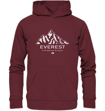Laden Sie das Bild in den Galerie-Viewer, Everest - Organic Hoodie