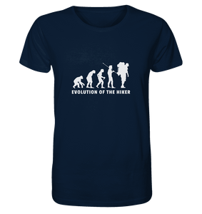 Hiker Evolution - Herren Organic Shirt