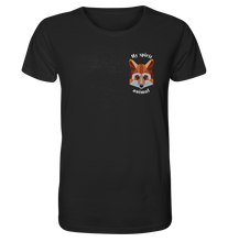 Laden Sie das Bild in den Galerie-Viewer, Spirit Animal Fox - Herren Organic Shirt