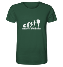 Laden Sie das Bild in den Galerie-Viewer, Hiker Evolution - Herren Organic Shirt
