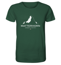 Laden Sie das Bild in den Galerie-Viewer, Matterhorn - Herren Organic Shirt