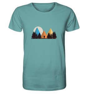 Mountain Hiker - Herren Organic Shirt