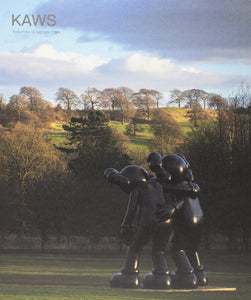 KAWS - Catalog at Yorkshire Sculpture Park