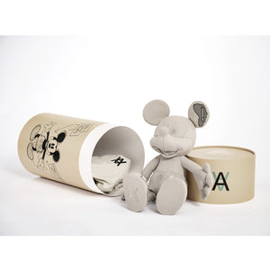 Daniel Arsham - Mickey Mouse Canvas Plush