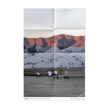Load image into Gallery viewer, JR - Tehachapi, Mountain, USA (Exhibition Poster)