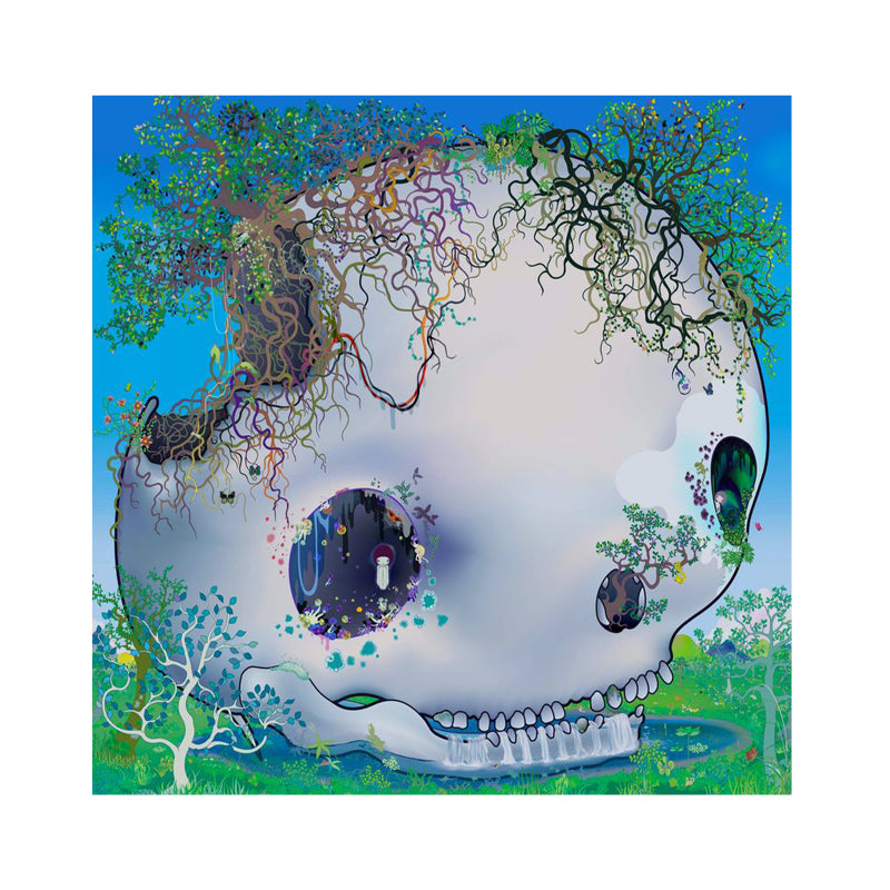 Chiho Aoshima | The Fountain of the Skull