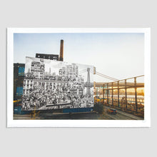 Load image into Gallery viewer, JR - The Chronicles of New York City, Domino Park, USA, 2020