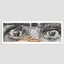 Load image into Gallery viewer, JR - Eyes on Bricks (New Delhi, India) 2011