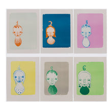 Load image into Gallery viewer, Izumi Kato - The Head Suite, 2020 (Complete Set of 6)