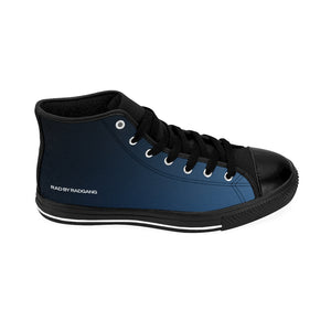 Open image in slideshow, Gradient High Top Designer Canvas Shoes Rad by Radgang