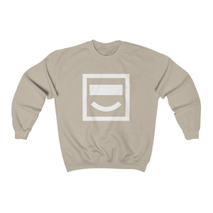 Smiley Crewneck Sweatshirt Rad by Radgang