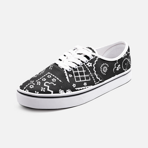 Bandana Canvas Shoes Rad by Radgang