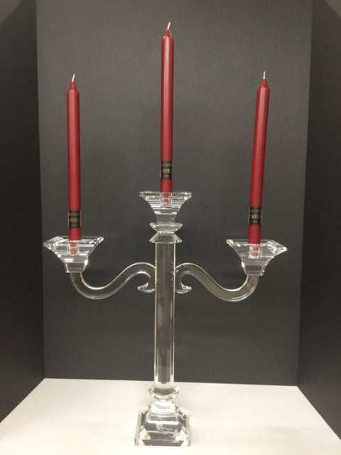 Crystal Clear New Market Item Candle Stick