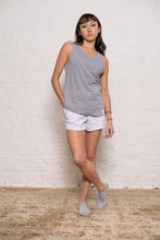 Load image into Gallery viewer, tank top grey