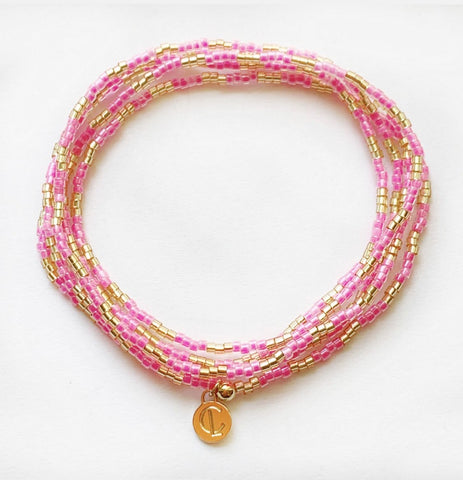 3-Way Necklace/Bracelet/Anklet Various