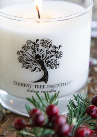 Element Tree Essentials Lotion Candles