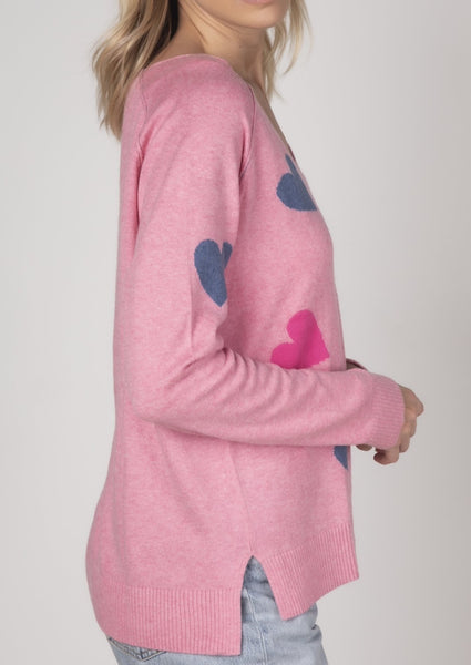 Zaket & Plover All My Heart Sweater