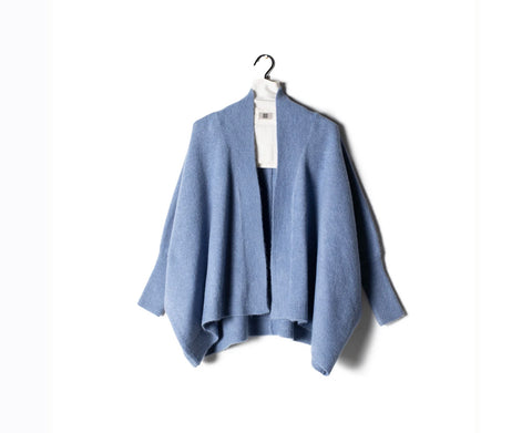 Look by M Cape Cardigan