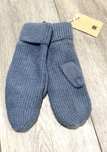 Look by M Cashmere Mittens
