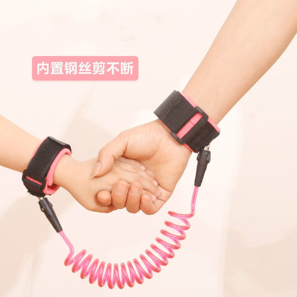 New Children's Loss Prevention with Traction Rope Bracelet Child Anti Rope Throwing Child Anti Dropping  baby to prevent loss-15