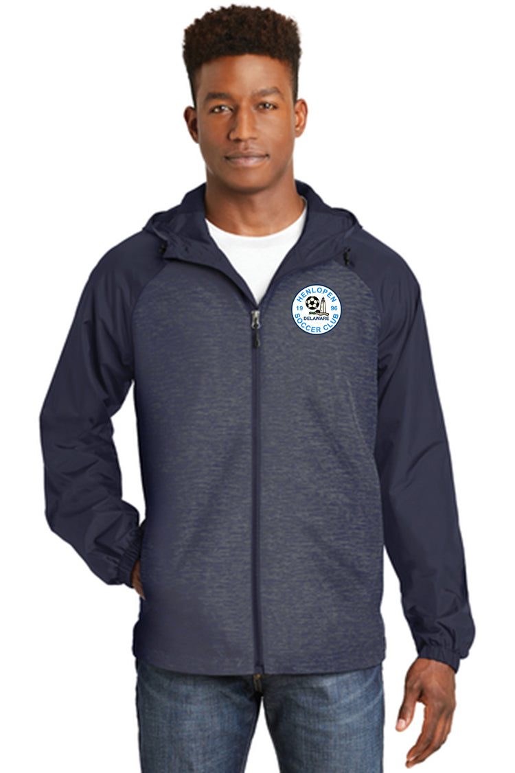 Adult Full-Zip Wind Jacket