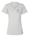 Bella+Canvas - Women's Relaxed V-Neck T-Shirt
