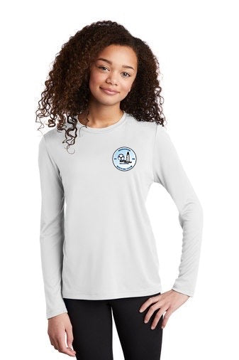 Sport-Tek ® Youth Posi-UV ™ Pro Long Sleeve Tee (Unisex)