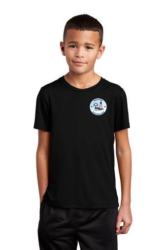 Sport-Tek ® Youth Posi-UV ™ Pro Short Sleeve Tee (Unisex)