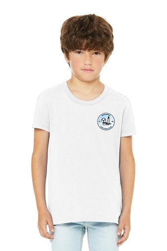 BELLA+CANVAS ® Youth Jersey Short Sleeve Tee (Unisex)