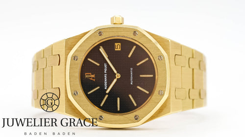 Audemars Piguet Royal Oak Jumbo Edition Limiteé  Mint D Serial LC100