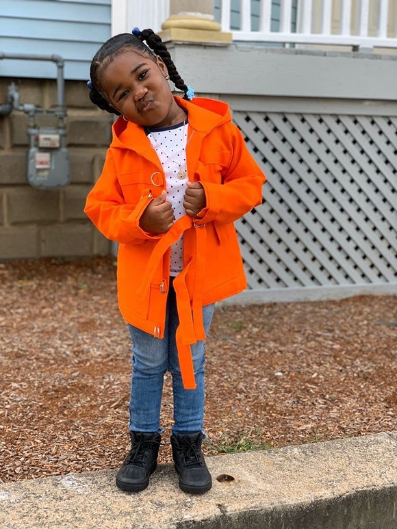 Kids Keenan Jacket