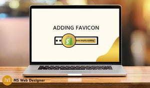 Adding Favicon