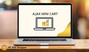 Show AJAX Mini Cart