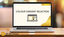 Load image into Gallery viewer, Colour Variant Selection