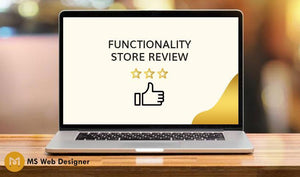 Functionality Store Review