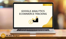 Load image into Gallery viewer, Google Analytics Ecommerce Tracking