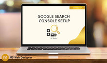 Load image into Gallery viewer, Google Search Console Setup